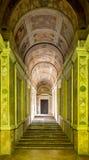 曼托瓦,意大利:Palazzo Ducale 图库摄影