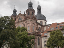 曼海姆,德国 免版税图库摄影