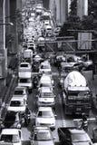 曼谷业务量 图库摄影