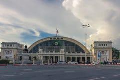 曼谷中央火车站 库存图片
