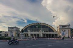 曼谷中央火车站 免版税库存照片