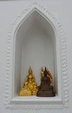 曼谷佛教寺庙 图库摄影