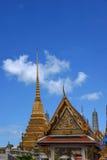 曼谷全部宫殿泰国 免版税库存图片