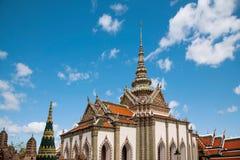 曼谷全部宫殿泰国 免版税库存照片