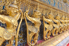 曼谷全部宫殿 泰国,亚洲 免版税库存图片