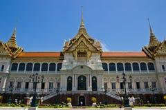 曼谷全部宫殿thailland 库存图片