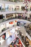 曼谷商城 库存图片