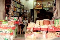 曼谷商店-泰国 库存图片