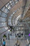 曼谷国际机场 库存图片
