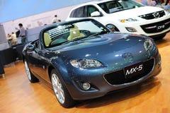 曼谷国际汽车展示会 库存图片