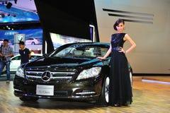 曼谷国际汽车展示会 免版税库存照片