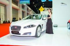 曼谷国际汽车展示会2015年 免版税库存图片