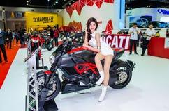 曼谷国际汽车展示会2015年 免版税图库摄影