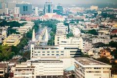 曼谷在泰国 图库摄影