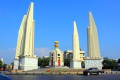 曼谷地标â民主纪念碑 免版税库存图片