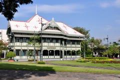 曼谷大厅洪住宅suan泰国 免版税库存图片
