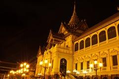 曼谷宫殿 库存图片
