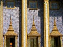 曼谷寺庙 免版税库存图片