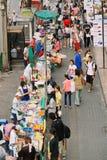 曼谷市中心 库存照片