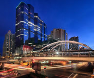 曼谷市,泰国 图库摄影