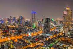 曼谷市 库存图片