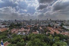 曼谷市 免版税图库摄影