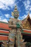 曼谷泰国巨人措施 免版税库存照片
