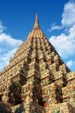曼谷泰国wat pho 库存照片