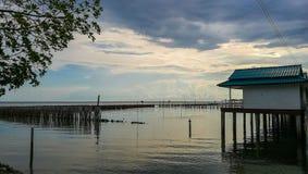 曼谷海 库存图片