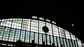曼谷火车站 免版税库存图片