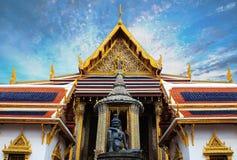 曼谷玉佛寺 免版税图库摄影