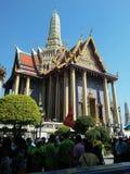 曼谷王宫  免版税库存照片
