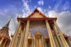 曼谷皇宫(HDR) 免版税库存照片