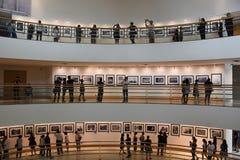 曼谷艺术和文化中心BACC, 2016年11月14日:: 免版税图库摄影