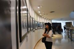 曼谷艺术和文化中心BACC, 2016年11月14日:: 图库摄影