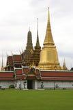 曼谷菩萨绿宝石寺庙 库存照片