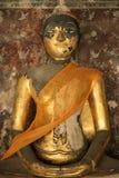曼谷菩萨雕象泰国 免版税库存图片