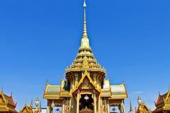 曼谷葬礼皇家泰国泰国 免版税库存图片