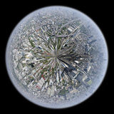 曼谷行星 库存图片