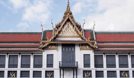 曼谷街道视图  免版税库存照片