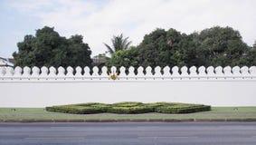 曼谷街道视图  免版税库存图片