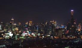 曼谷视图 免版税库存照片