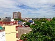 曼谷视图 图库摄影