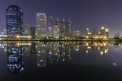 曼谷,泰国,风景 库存照片