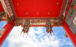 """曼谷,泰国, 2016年11月23日†""""中国寺庙 库存照片"""