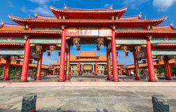 """曼谷,泰国, 2016年11月23日†""""中国寺庙 免版税图库摄影"""