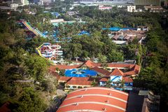 曼谷,泰国, 3月2013 30日泰国帕克 库存图片