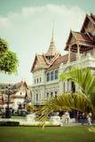 曼谷,泰国, 12月13,2013 :皇家盛大宫殿在曼谷, 库存照片