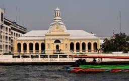 曼谷,泰国: 皇家温床大厦 免版税库存照片