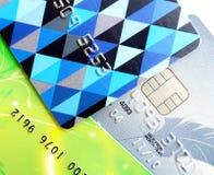 曼谷,泰国- 2015年5月30日:信用卡标志 图库摄影